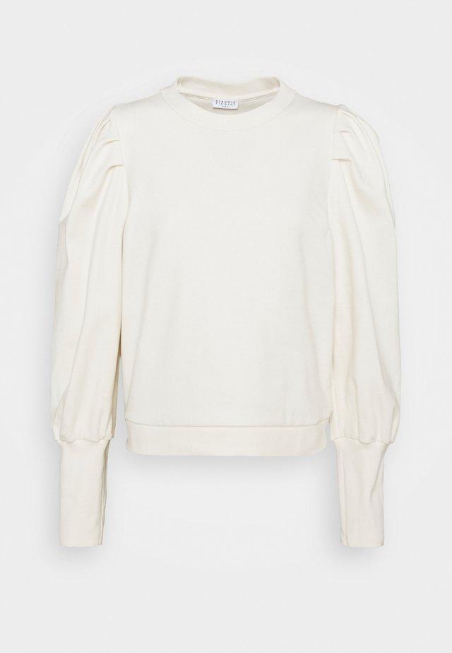 TOYI - Sweatshirt - vanille