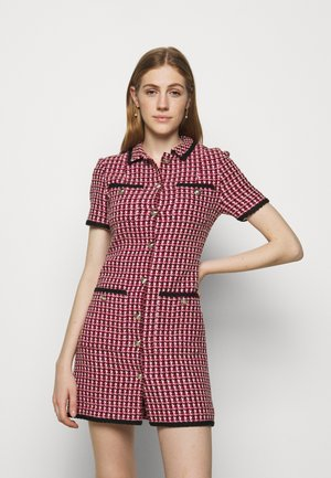 RENALT - Shift dress - fuchsia