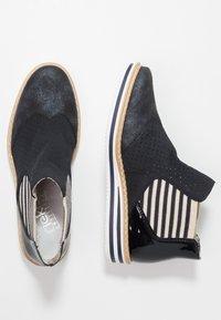 Rieker - Ankle boots - nightblue/pazifik/marine/beige/navy - 3