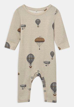 NBMNILLO SUIT - Pyjamas - peyote melange