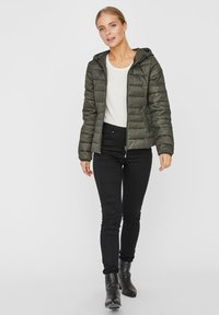 Vero Moda - Winter jacket - peat - 1