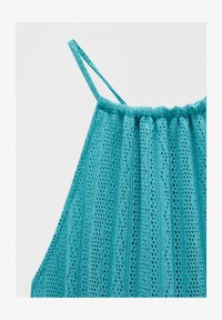 PULL&BEAR - Cocktail dress / Party dress - turquoise - 4