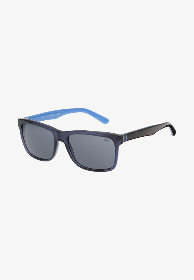 Sonnenbrille - blue/black