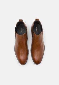 Pier One - Classic ankle boots - cognac - 3
