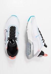 Nike Sportswear - AIR MAX 2090 - Sneakers laag - white/black/blue hero - 1