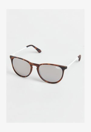 ELLEN  - Sunglasses - matte tort/white