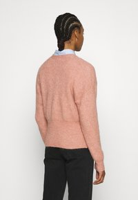 Lindex - SHELLY - Cardigan - light pink - 2