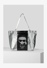 KARL LAGERFELD - Tote bag - silver - 0