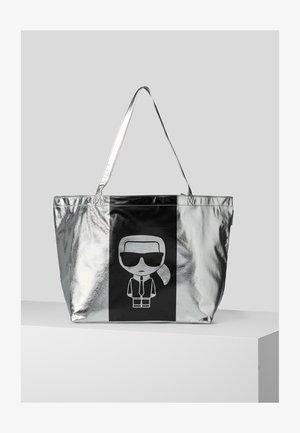 Tote bag - silver