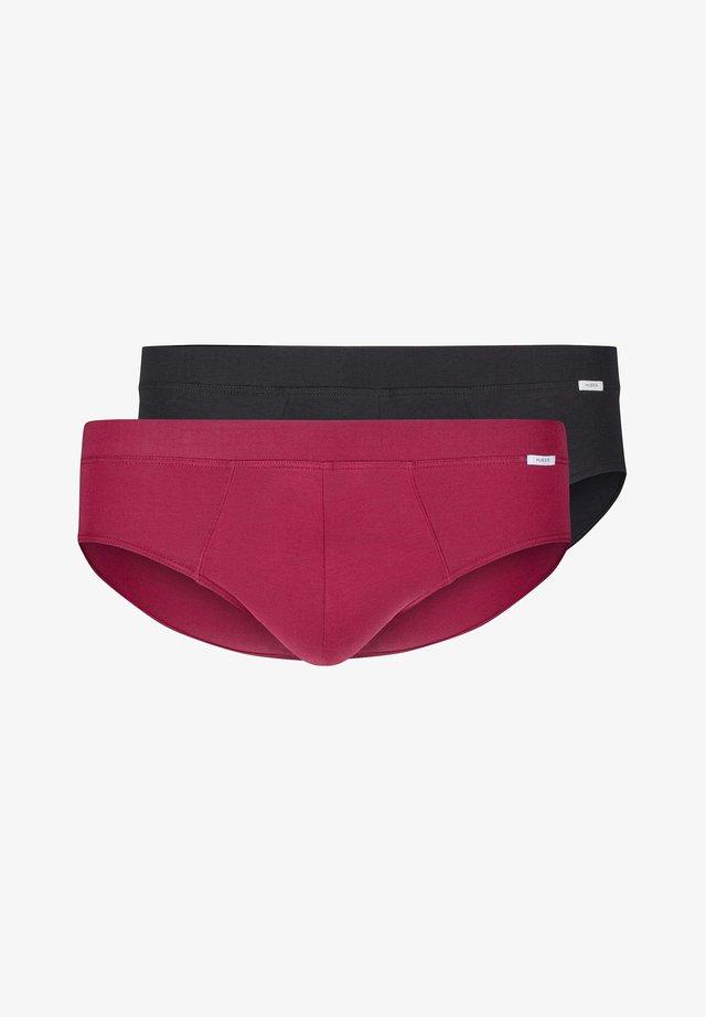 2 PACKS - Briefs - red