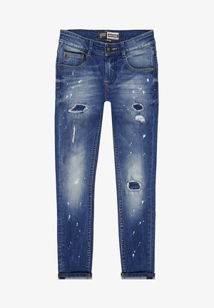 Jeans Skinny Fit - mid blue stone