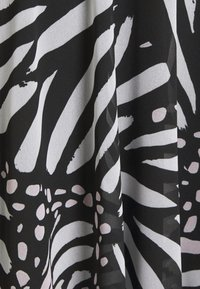 Milly - ELMA GRAPIC BUTTTERFLY DRESS - Day dress - black/white - 6