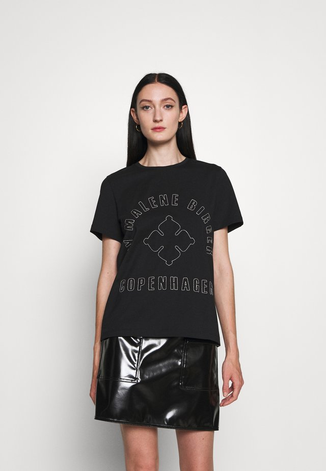 DESMOS - Print T-shirt - black