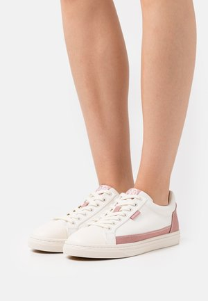 CLASSIC COURT - Sneakers basse - ivory/rose