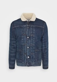Levi's® Made & Crafted - LMC TYPE TRUCKER - Jeansjacka - blue - 4