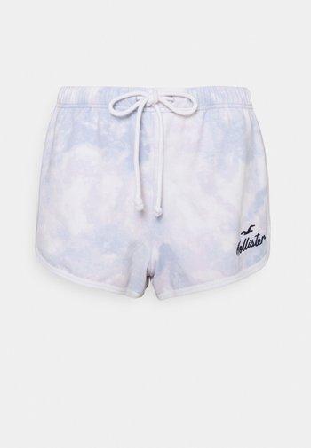 LOGO - Shorts - wash effect