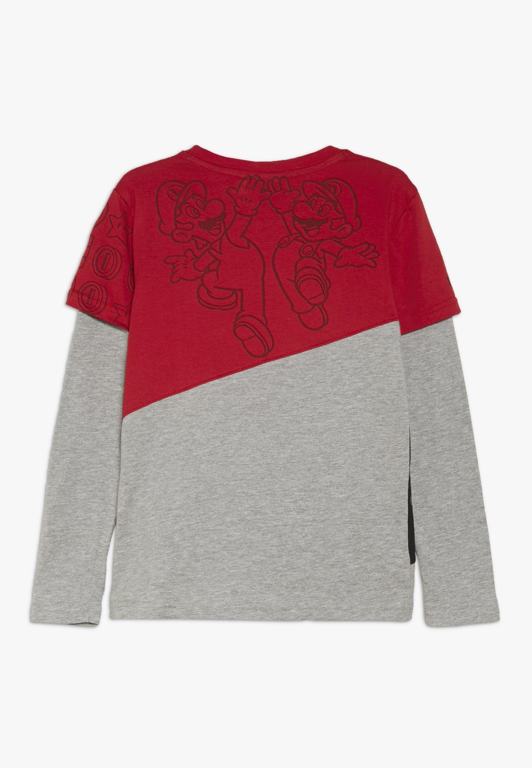 Desigual MARVEL SPIDER MAN Långärmad tröja red Zalando.se