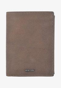 Maître - Wallet - light brown - 0