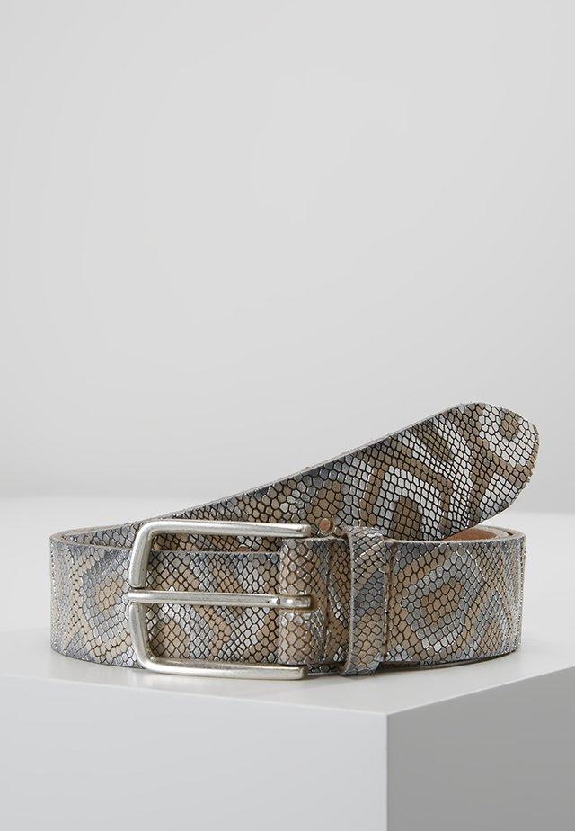 Belte - creme/silber