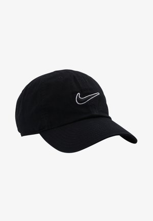 WASH UNISEX - Casquette - black