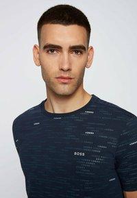 BOSS - TEE - Basic T-shirt - dark blue - 2