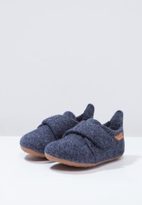 Bisgaard - HOME SHOE - Domácí obuv - blue - 2
