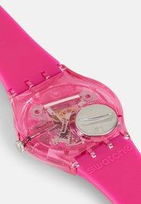 Swatch - GUM FLAVOUR - Watch - pink - 3