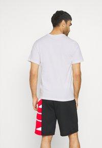 Nike Performance - FRAN TEE - Print T-shirt - white - 2