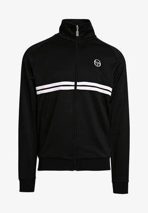 DALLAS TRACKTOP - Training jacket - blk/wht