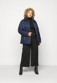 Lauren Ralph Lauren Woman - FILL JACKET - Light jacket - navy - 1