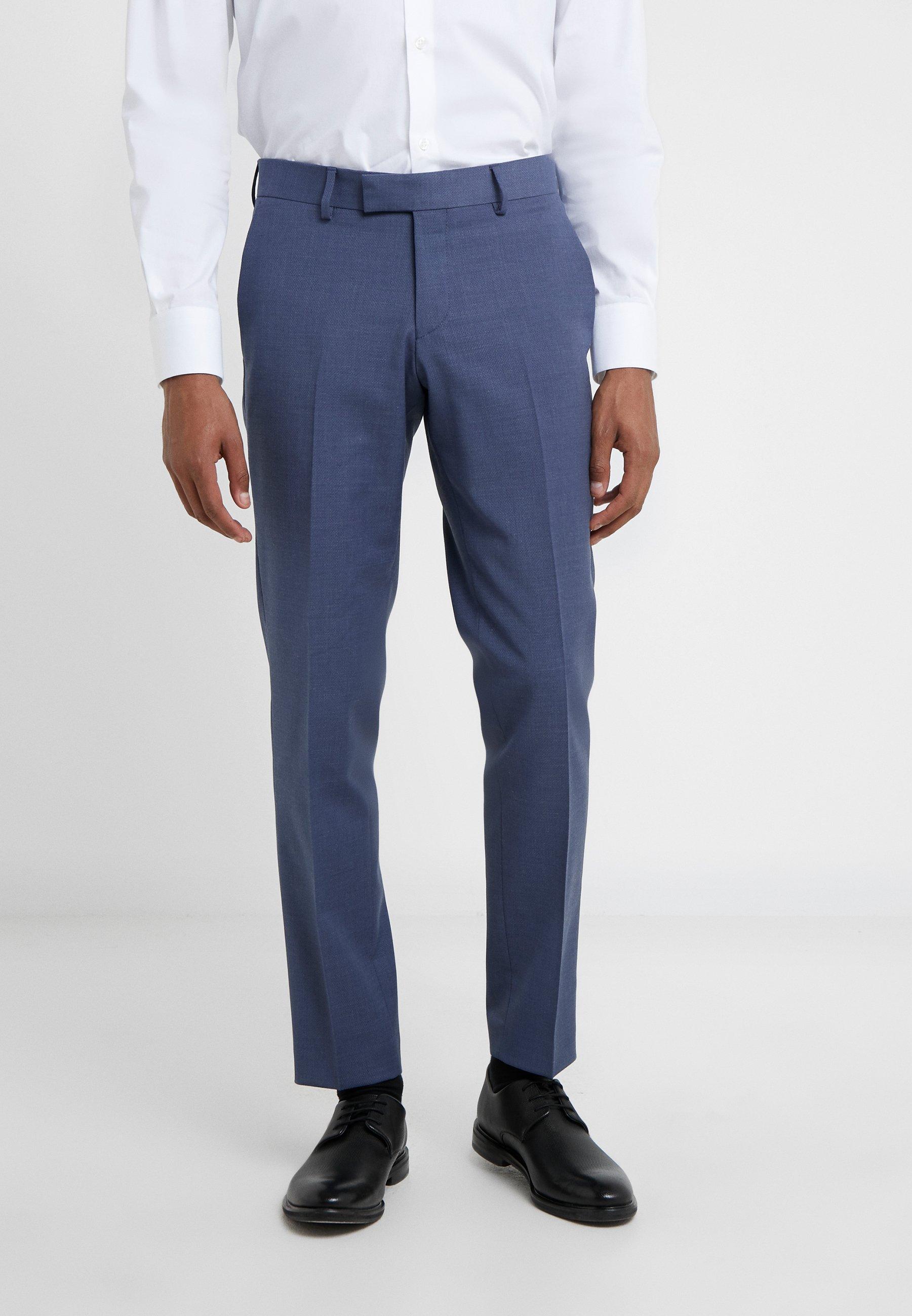 TORDON Dressbukse blau