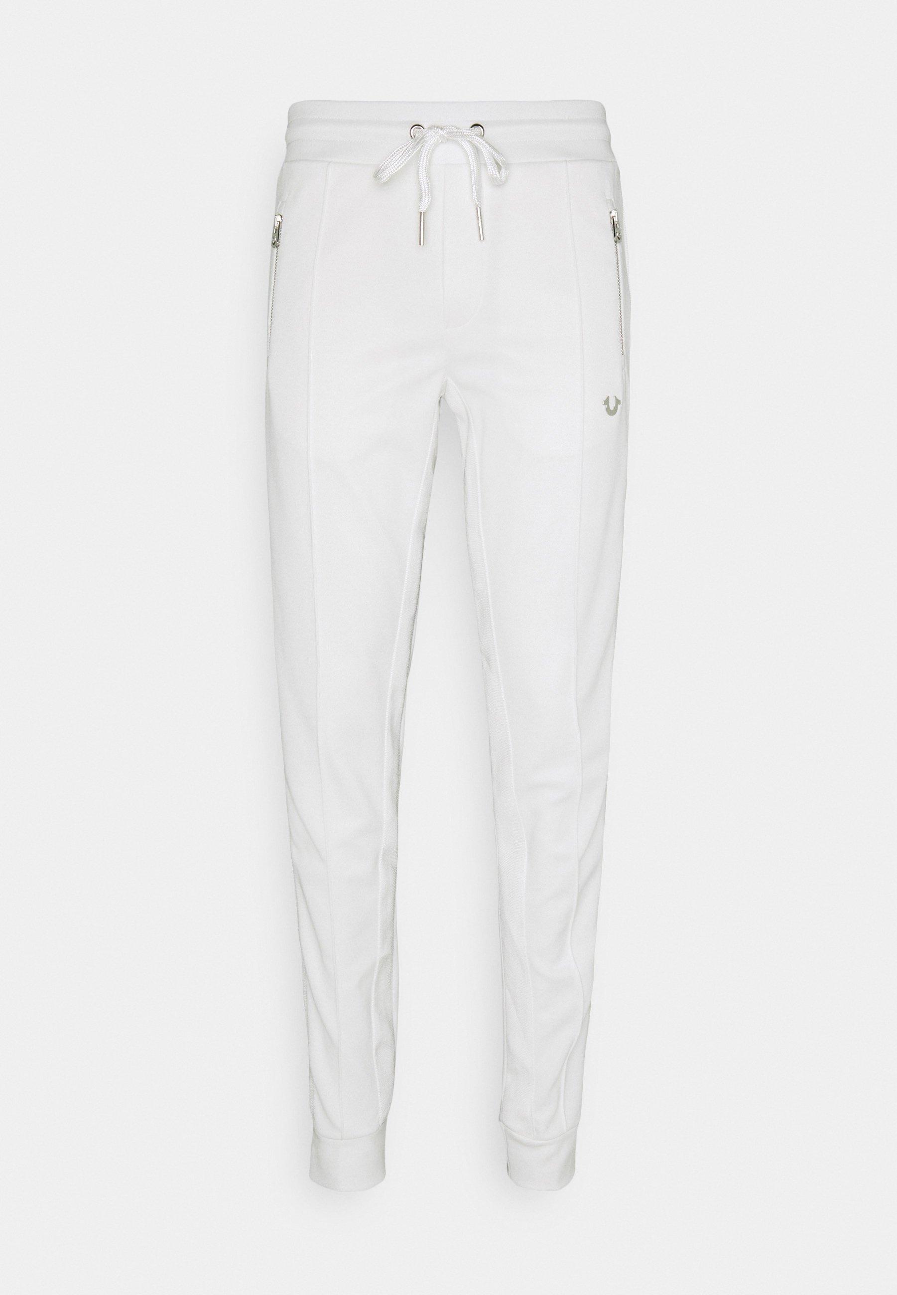 True Religion Pant Pantalones Deportivos White Blanco Zalando Es