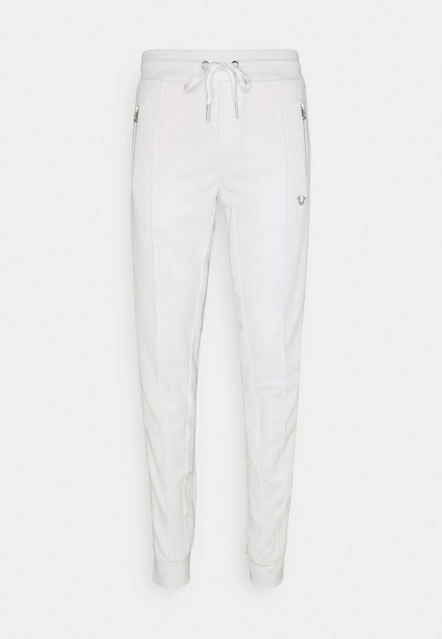 PANT - Jogginghose - white