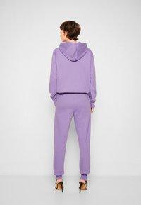 PS Paul Smith - SWEATPANTS - Tracksuit bottoms - purple - 3