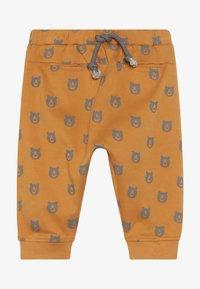Sense Organics - CANDY BABY PANT - Trousers - orange - 2