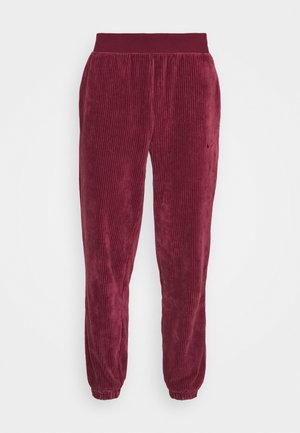 PANT - Pantalon de survêtement - dark beetroot