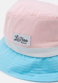 Lil'Boo - BLOCK BUCKET UNISEX - Hat - pink/blue/blueish white - 3