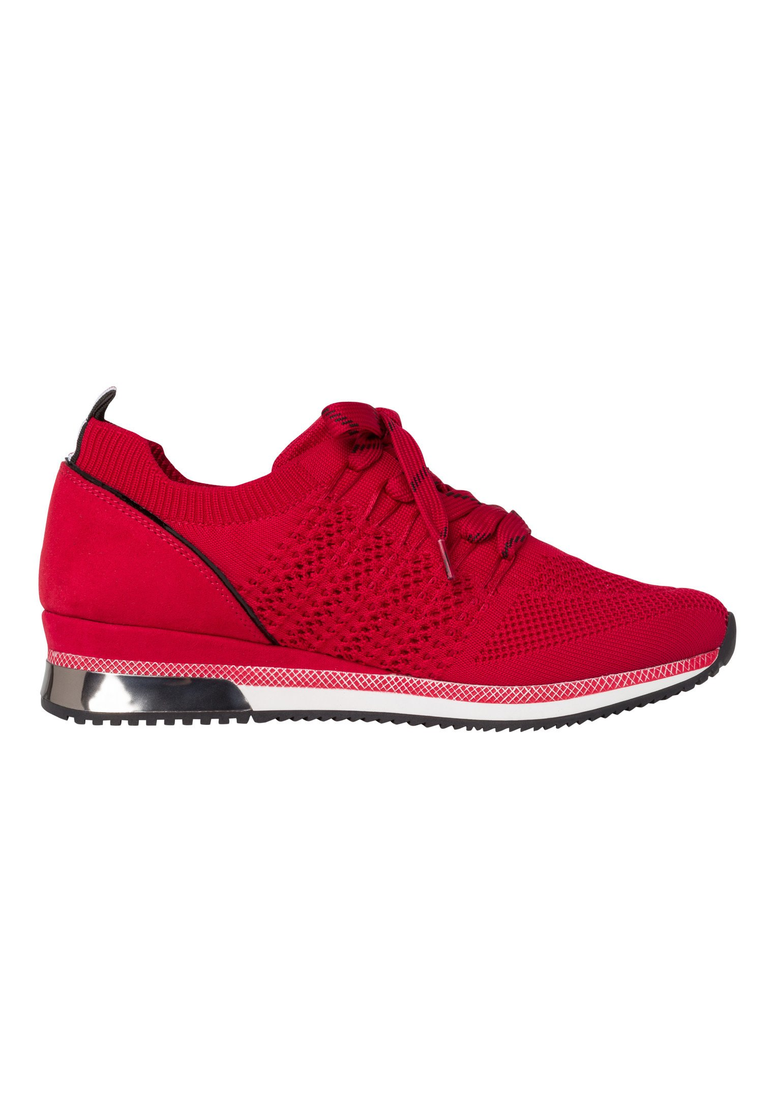 Marco Tozzi Sneaker low red comb/rot
