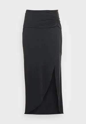 CONCETTA SKIRT - Pencil skirt - jet black