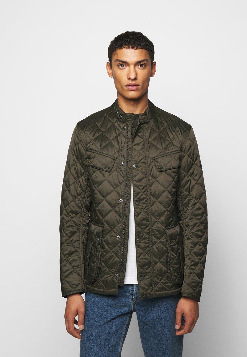 Barbour International - ARIEL QUIT - Light jacket - sage