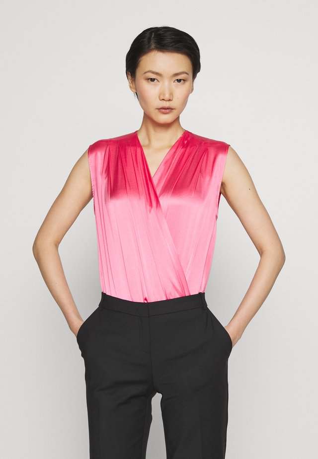 INES BODY - Blusa - pink