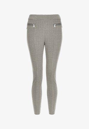 PONTE - Leggings - Trousers - brown