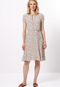 zero - Day dress - raw cotton - 1