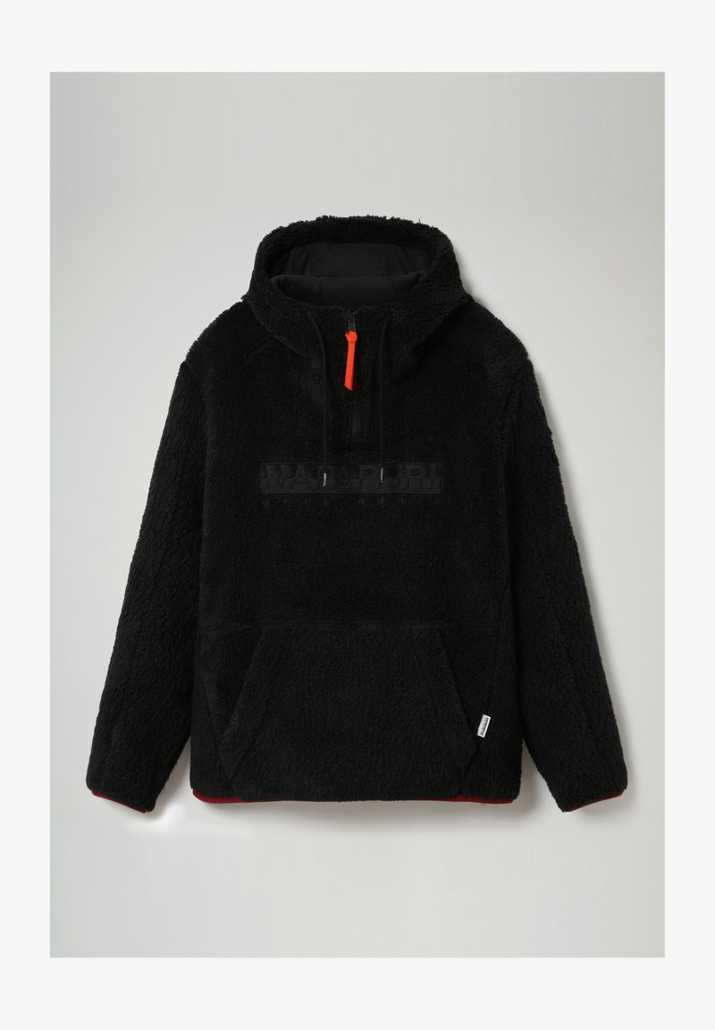 Napapijri - TEIDE - Fleece jumper - black