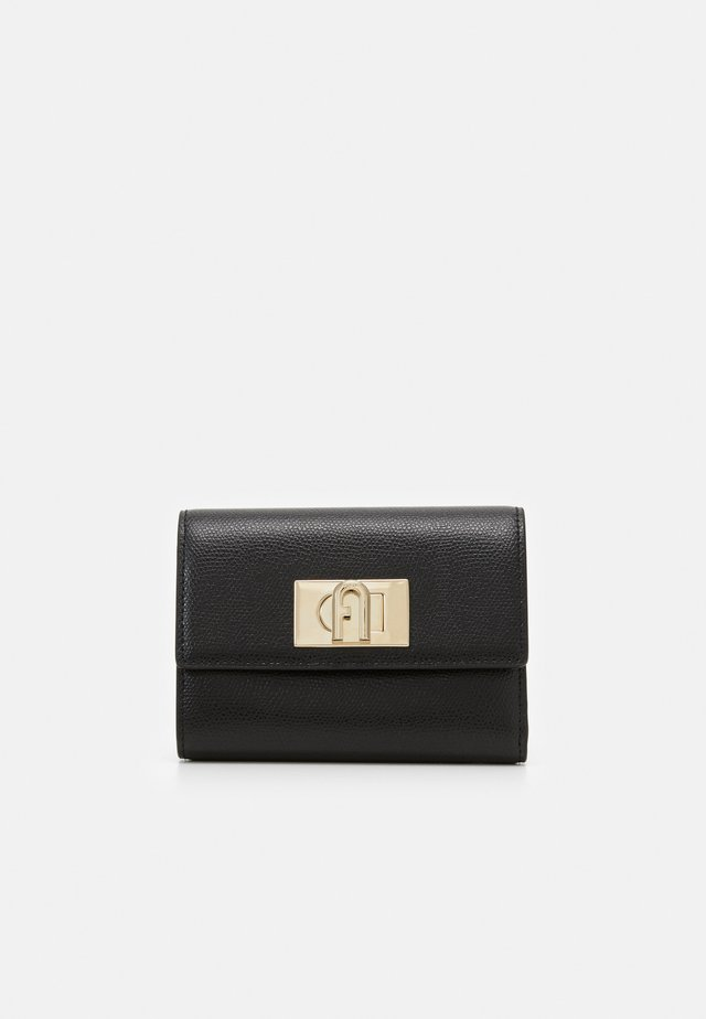 COMPACT WALLET - Portefeuille - nero