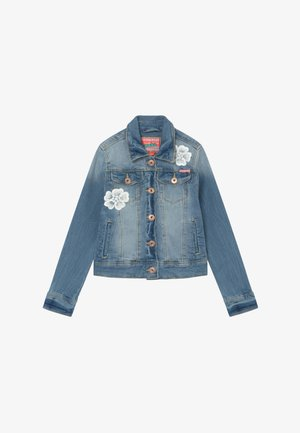 TALIA - Denim jacket - light vintage