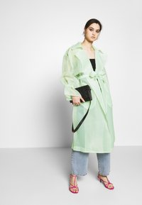 Who What Wear - Trenchcoat - pale mint - 1