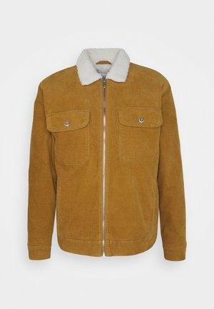 Summer jacket - camel