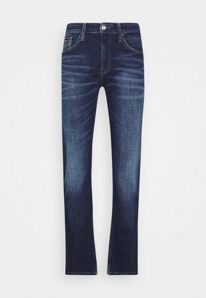 RYAN STRAIGHT - Straight leg jeans - blue denim