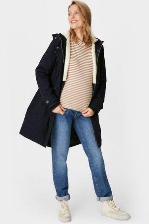 2in1 Coat - Winter coat - dark blue